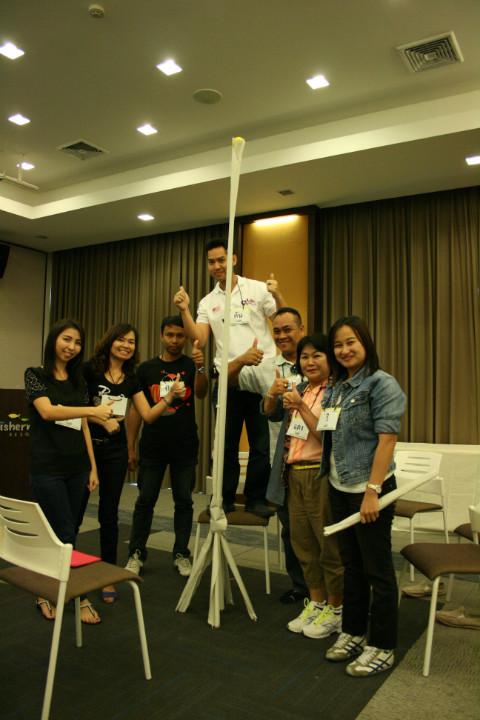 WNP Teambuilding 2014