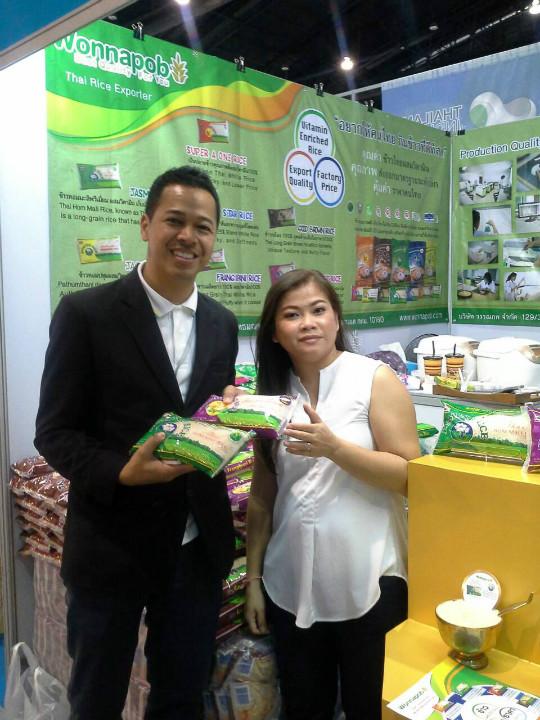Thailand Expo 2015 at Impac